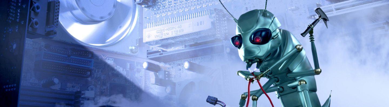 Unsichtbare Roboter